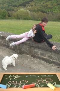 kind en hond 13