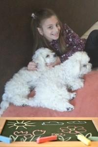 kind en hond 14