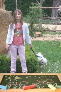 kind en hond 15