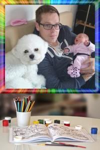 kind en hond 9